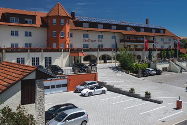 Bild 1 von Landhotel Edelfinger Hof